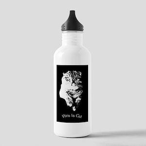 Viva La Cat Water Bottle