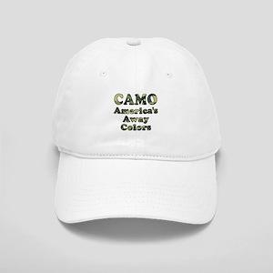 Camo America's Away Colors Cap