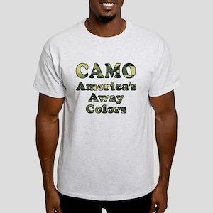 Camo America's Away Colors Light T-Shirt