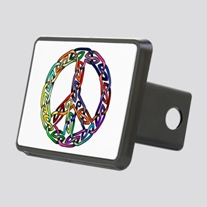 Pride and Peace Hitch Cover
