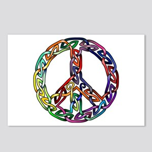 Pride and Peace Postcards (Package of 8)