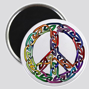 Pride and Peace Magnet