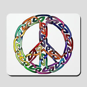 Pride and Peace Mousepad