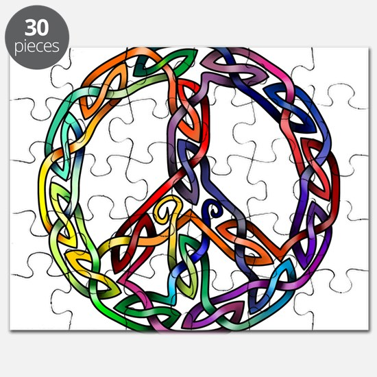 Pride and Peace Puzzle
