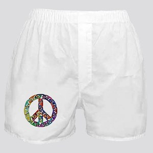 Pride and Peace Boxer Shorts