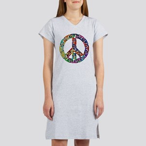 Pride and Peace Women's Nightshirt