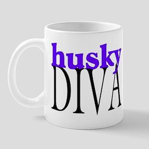 Husky Diva Mug