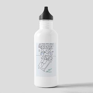 Strokin' Water Bottle