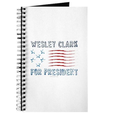 Wesley Clark for President Journal