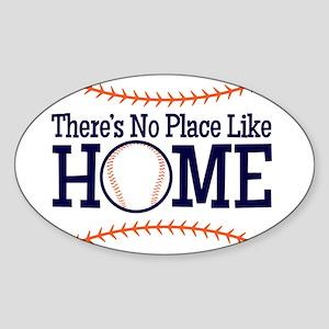 No Place Like Home Sticker