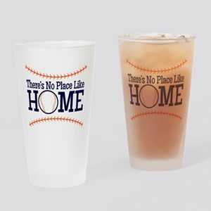 No Place Like Home Drinking Glass