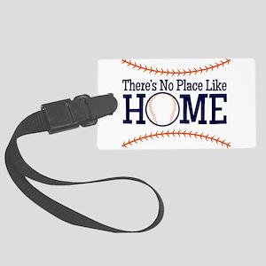 No Place Like Home Luggage Tag