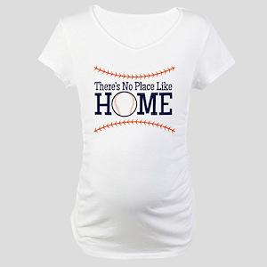 No Place Like Home Maternity T-Shirt