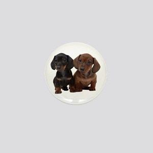 Dachshunds Mini Button