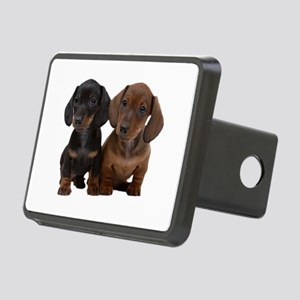 Dachshunds Rectangular Hitch Cover