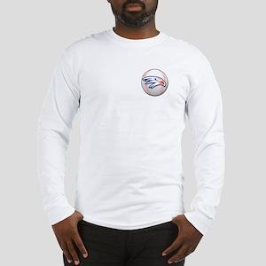 Hawks Baseball 1 Long Sleeve T-Shirt