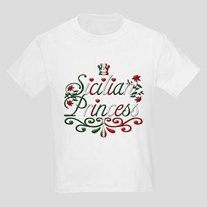 Sicilian Princess Kids T-Shirt
