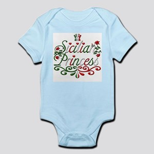 Sicilian Princess Infant Bodysuit