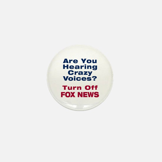Turn Off Fox News Mini Button