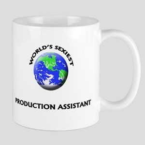 World's Sexiest Production Assistant Mug
