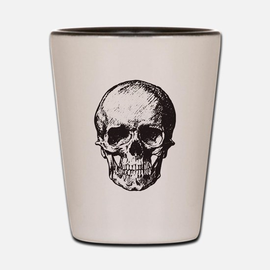 Skull I Shot Glass