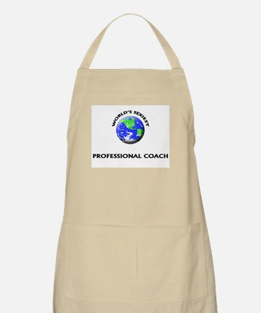 World's Sexiest Professional Coach Apron