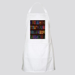 Old Bookshelves Apron