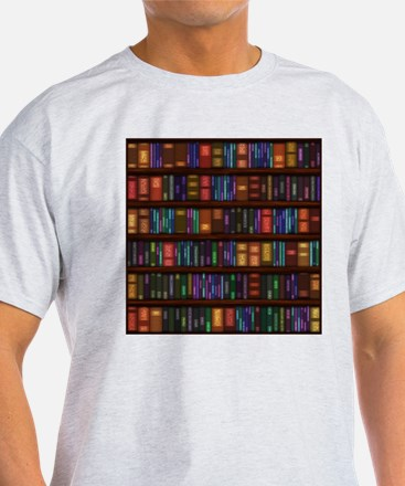 Old Bookshelves T-Shirt