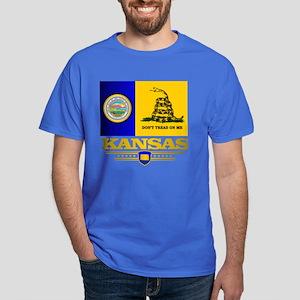 Kansas Gadsden Flag T-Shirt