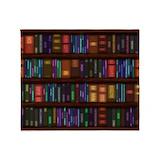 Book Fleece Blankets