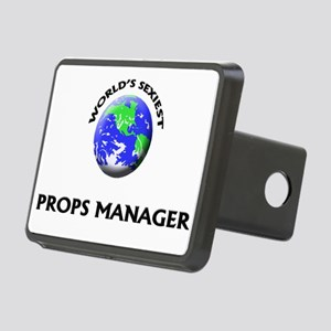 World's Sexiest Props Manager Hitch Cover