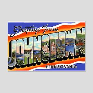 Johnstown Pennsylvania Greetings Mini Poster Print