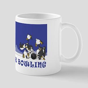 POLAR BEAR BOWLING Mug
