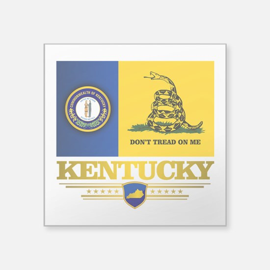 Kentucky Gadsden Flag Sticker