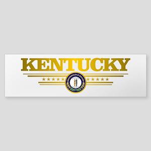 Kentucky Gadsden Flag Bumper Sticker