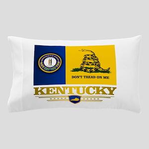 Kentucky Gadsden Flag Pillow Case