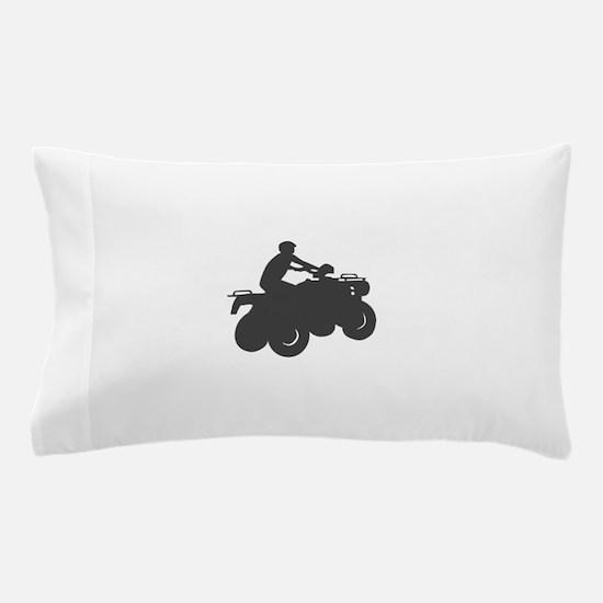 4 Wheeler AVT Pillow Case