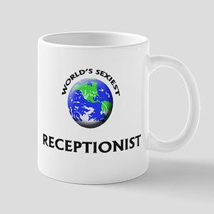 World's Sexiest Receptionist Mug