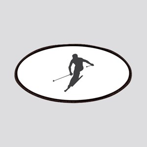 Downhill Skiing Patches