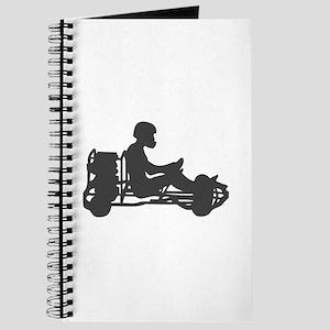 Go Kart Racing Journal