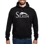 Silken Logo Grey Hoodie