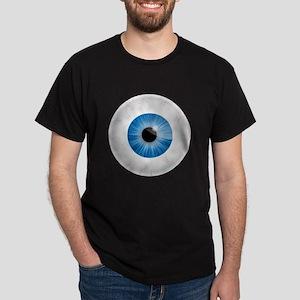 Bloodshot Blue Eyeball T-Shirt