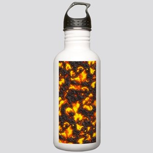 Hot Lava Stainless Water Bottle 1.0L