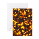 Hot Lava Greeting Cards (Pk of 20)