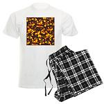 Hot Lava Men's Light Pajamas