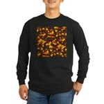 Hot Lava Long Sleeve Dark T-Shirt