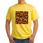 Hot Lava Yellow T-Shirt
