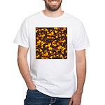 Hot Lava White T-Shirt
