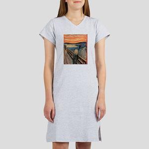 scream shirt Women's Nightshirt