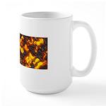 Hot Lava Large Mug